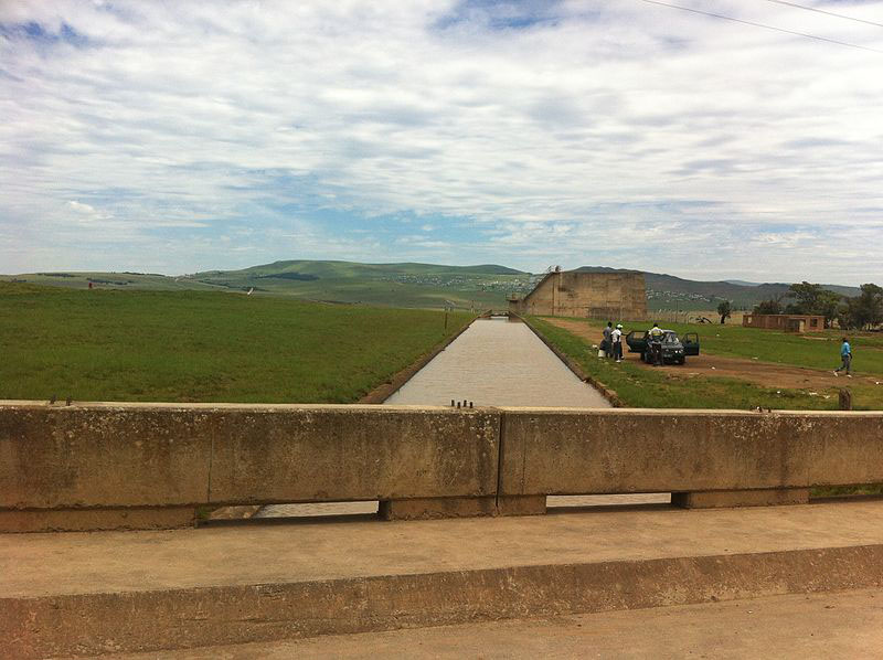 Ncora Irrigation, South Africa, December 2011